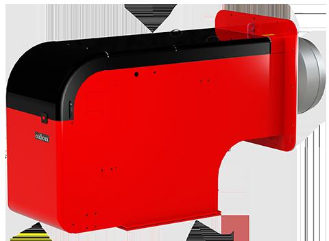 Poltinsarjan 400 - 2000 ME polttimet ovat täysautomaattisia kevytöljy-, raskasöljy-, kaasu- tai yhdistelmäpolttimia.