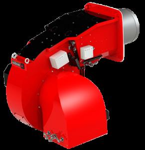 Poltinsarjan Monox 1000/1200 polttimet ovat moduloivia (M) monoblock-tyyppisiä täysautomaattisia kevytöljy-, kaasu- tai yhdistelmäpolttimia