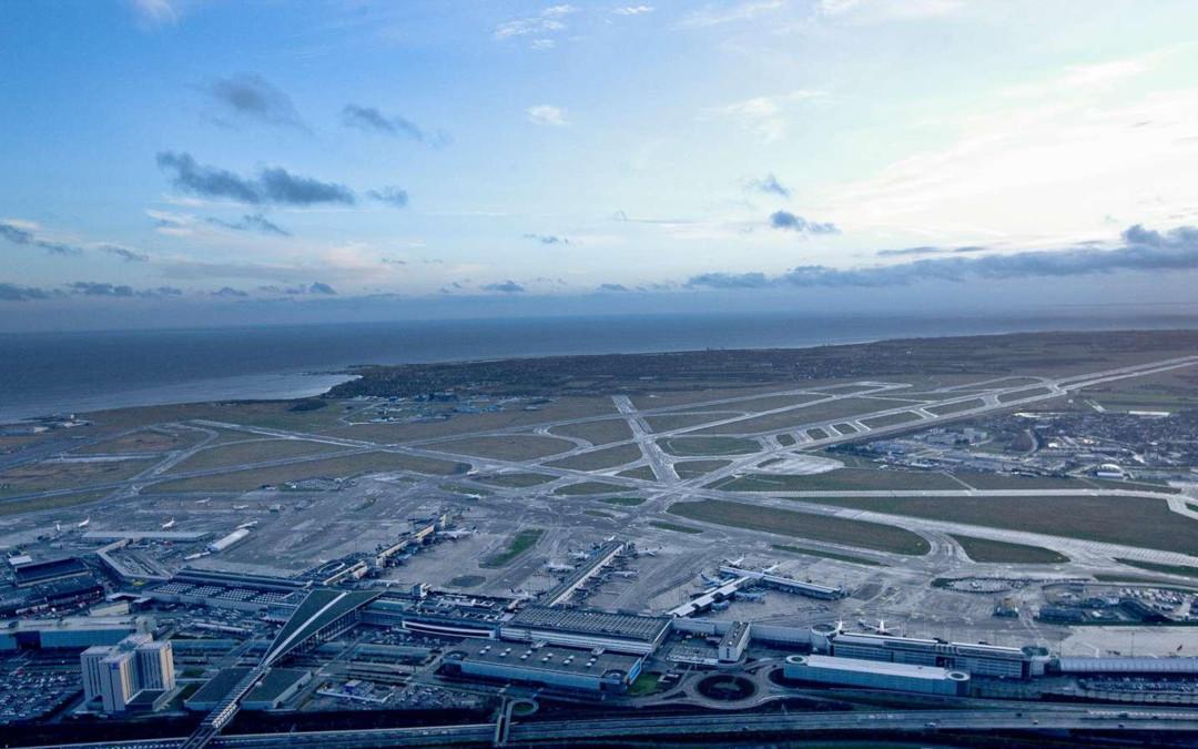 Oilon reference - Copenhagen airport