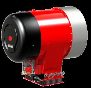 Oilon ACE -poltin edustaa viimeisintä vähäpäästöistä teknologiaa.