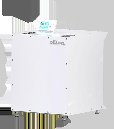 Oilon ECO Inverter+ uuden teknologian helppokäyttöinen ja monipuolinen maalämpöpumppu, joka säätyy teholtaan automaattisesti käyttötarpeen mukaan.