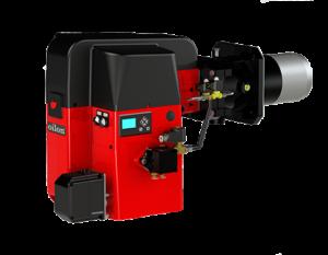 Poltinsarjan 50 - 90 polttimet ovat monoblock-tyyppisiä täysautomaattisia kevytöljy-, kaasu- tai yhdistelmäpolttimia.