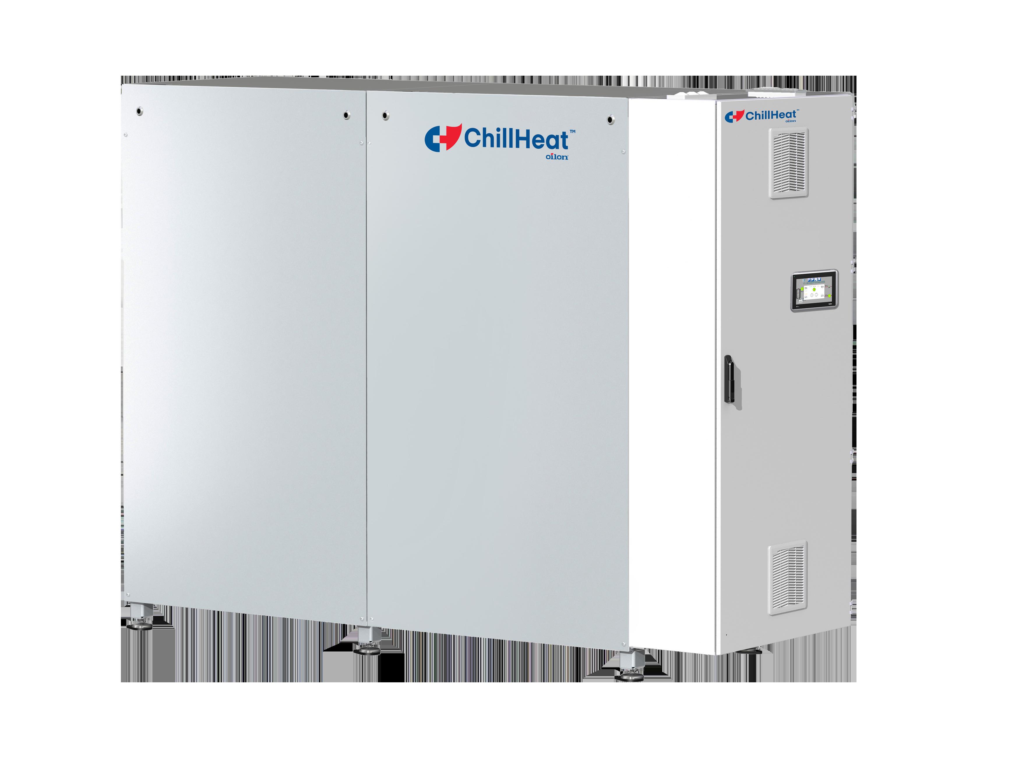 ChillHeat RE heat pump