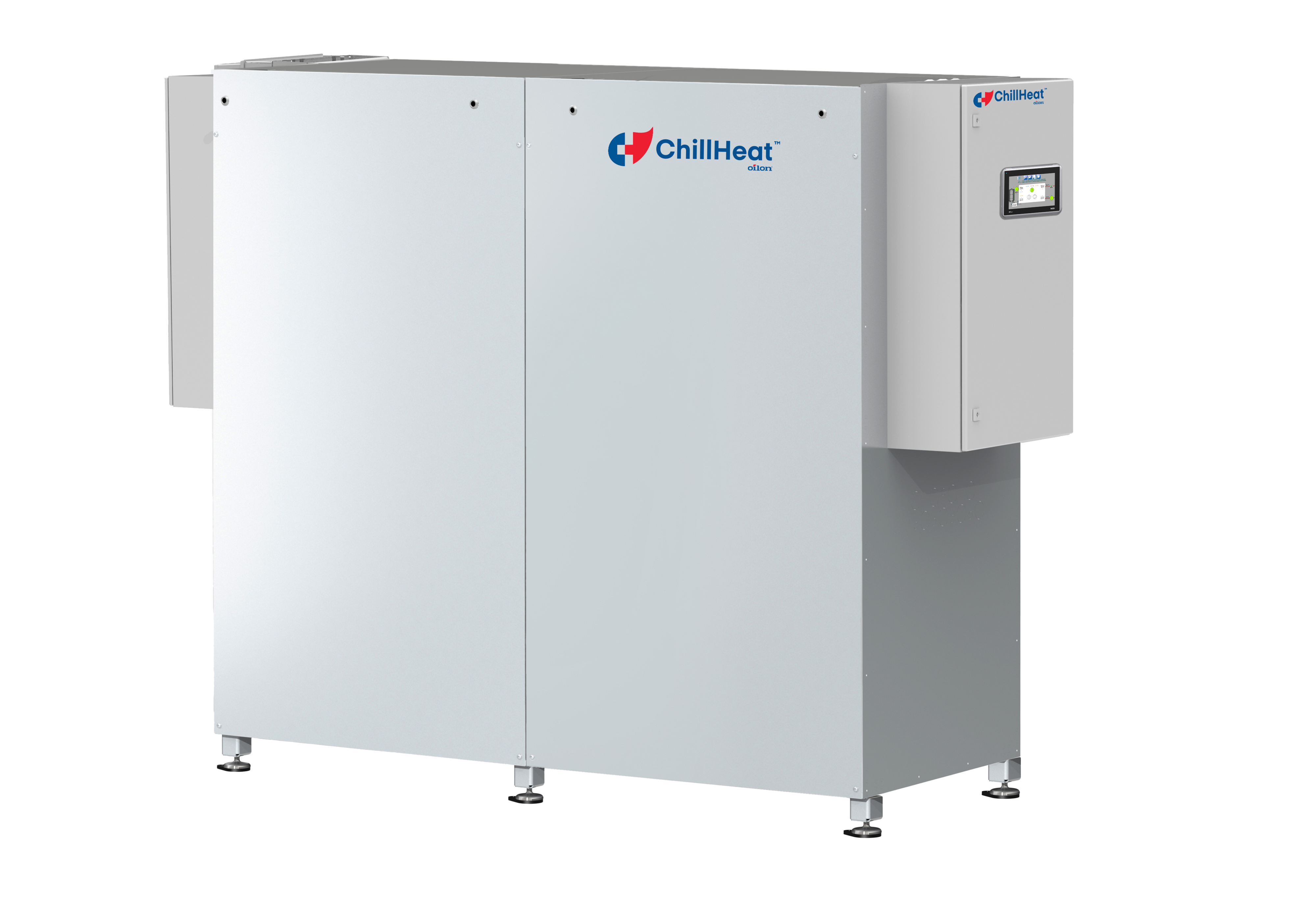 Oilon ChillHeat S serie heat pump